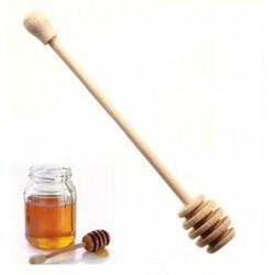 Dosatore per miele in legno