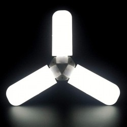 Lampada led luce fredda...
