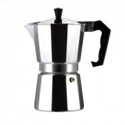 Caffettiera Moka alluminio 6Tz