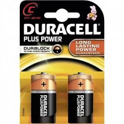 2 Batterie DURACELL mezze...
