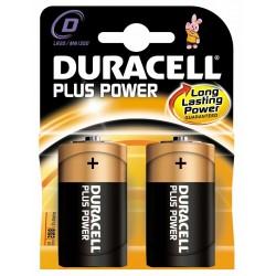 2 Batterie DURACELL...
