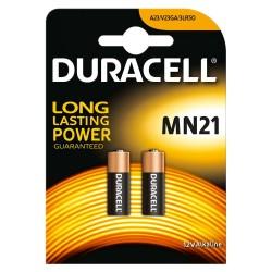 2 Batterie DURACELL MN21 12V