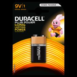 Batteria Duracell 9v