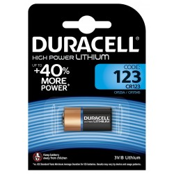Batteria DURACELL 3v Ultra...