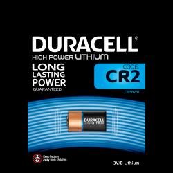 Batteria DURACELL 3v/B Lithium
