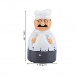 Timer da cucina 60' Cuoco