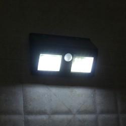 Lampada solare crepuscolare...